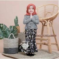 Baju Kebaya Anak Modern Shiren Batik Kids Muslim Terbaru MURAH