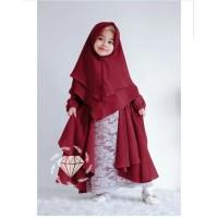 Baju Gamis Anak Syari Balotelli Adonia Kids Muslim Terbaru MURAH