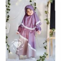 Baju Gamis Anak Syari Balotelli Shahira Kids Muslim Terbaru MURAH