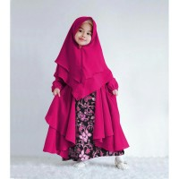 Baju Gamis Anak Syari Balotelli Adonia Kids Batik Muslim Terbaru MURAH