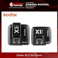 Paket Godox X1-C for Canon (Trigger dan Receiver)