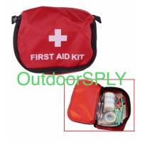 Peralatan P3K First Aid Kit Complete Set with Bag T 18810