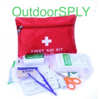 Peralatan P3K First Aid Kit Complete with Carrier Bag T18813