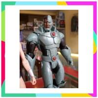 AJ Mainan hobi action figure dc comic justice league batman superman m