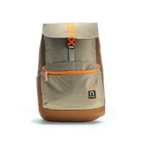 Neosack Tas Backpack - Tas Ransel Backpack Pinata Na11123 Coklat