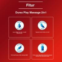 Paling Laris Durex Play Massage 2 In 1 - Lubricant Khusus Tahan Lama