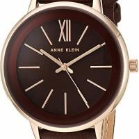 jam tangan wanita anna klein lux chinamon