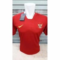 Jersey Bola Timnas Indonesia Home Official 2018-2019 Grade Ori