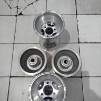 Velg Gokart Bahan Alumunium Ring 5 tanpa Baut