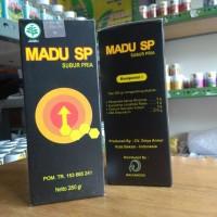 MADU SUBUR PRIA SUDAH BPOM (MADU PENYUBUR PRIA - KEMASAN BLUM BPOM)