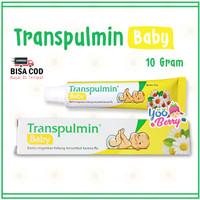 Transpulmin Baby Balsam Balsem Telon Bayi 10 Gram