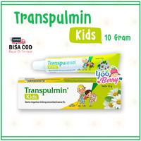 Transpulmin Kids Balsam Balsem Telon Anak 10 Gram
