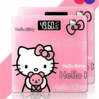 Timbangan Berat Badan Digital Hello Kitty LCD
