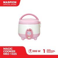 Maspion Magic Cooker MRJ-1025 Penanak Nasi Kapasitas 1 Liter (3 in 1)
