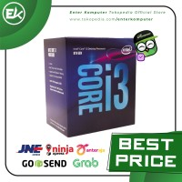 Intel Core i3-8100 3.6Ghz - Cache 6MB [Box] Socket LGA 1151