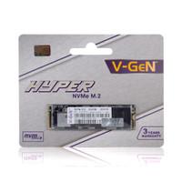 Solid State Drive V-GeN 512GB M.2 NVMe PCIe Gen 3.0 - SSD VGEN M2 NVME