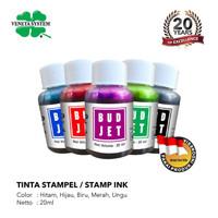 Veneta System STAMP INK Budjet / Tinta Stampel 20ML / 5 Warna