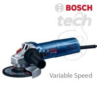 "Mesin Gerinda Tangan / Angle Grinder 4"" Bosch GWS 900-100 S"