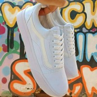 Sepatu Casual Vans Oldskool Gum Man Grade ori