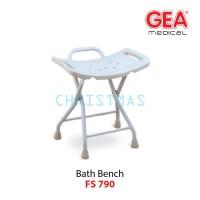 Kursi Mandi GEA FS 790 / Bath Bench Shower Chair GEA FS 790