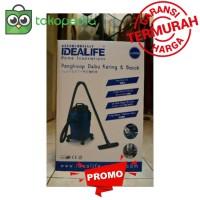 IMC- IDEALIFE Wet & Dry Vacuum Cleaner - Penyedot Debu IL 200V D247