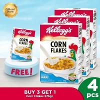 Buy 3 get 1 Kellogg's Corn Flakes 275gr