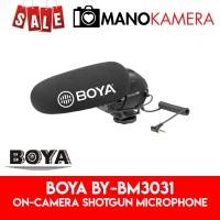 Boya BY-BM3031 On-Camera Shotgun Microphone BM3031 For Camera Original