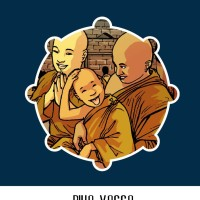 Komik Dhammapada 7, 10, 15, 16 (Pilih edisi)