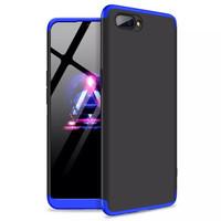 360 Hardcase Depan Belakang Hard Case Cover Casing HP Oppo Realme C1