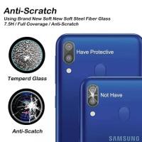 Antigores Screen Guard Camera Tempered Glass Kamera Samsung Galaxy M20