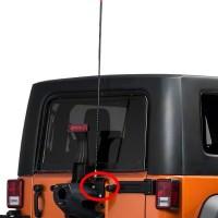 Bracket Antena Belakang Jeep JK Wrangler Dudukan Antena Radio