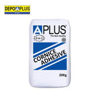 COMPOUND GYPSUM / KOMPON GIPSUM APLUS CORNICE ADHESIVE