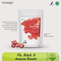 Herbilogy red ginger (Jahe merah) extract powder