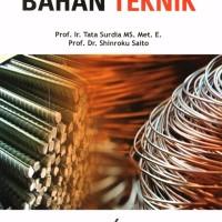 Buku Pengetahuan Bahan Teknik By Ir Tata Surdia Ms