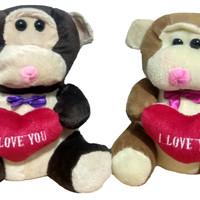 Boneka Monyet size S
