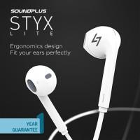 Soundplus - Lite / In-ear Earphone / Deep Bass / Speaker Dinamis