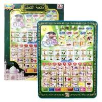 Mainan anak Edukasi PlayPad Muslim 4in1