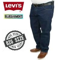 Celana Ukuran Jumbo/Celana Jeans Bigsize/Celana Jeans Pria Besar