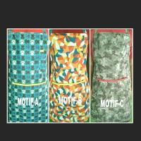Apron Celemek Panjang Motif Waterproof Bahan Import Premium