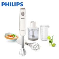 Hand Blender Philips HR 1603 / 3 in 1 / Whisk / Shred / Chopper
