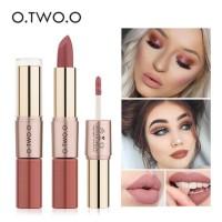 O TWO O N9107 2 in 1 Matte & Liquid Lipstick Original