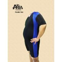 renang terusan pria Baju diving unisex jumbo wanita dewasa