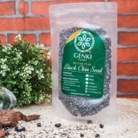 Organic Black Chia Seed Mexico 250g