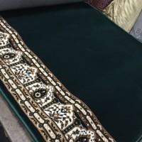 Karpet Sajadah Masjid Kantor Rumah Turki Lokal Roll Al Maqbul
