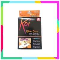 RD Sakura KOI WaterColors 18 Color Sketch Pocket Box Set