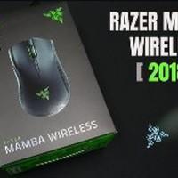 New Razer Mamba Wireless 2018 - 16000Dpi Gaming Mouse Murah