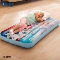 Kasur Angin Intex - Air bed Anak Motif Frozen Intex 48776 88x157x18