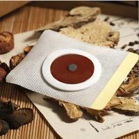Trendy 50Pcs Magnetic Abdominal Body Wonder Slimming Patch Navel