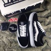 jual sepatu vans ori magical hitam 41 kota surabaya streetshow tokopedia tokopedia