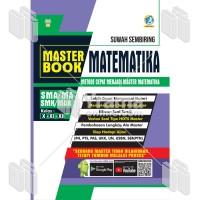 BUKU MASTER BOOK MATEMATIKA (CARA CEPAT MENJADI MASTER MATEMATIKA)